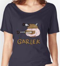 """""""Garlek""""  Women's Relaxed Fit T-Shirt"""