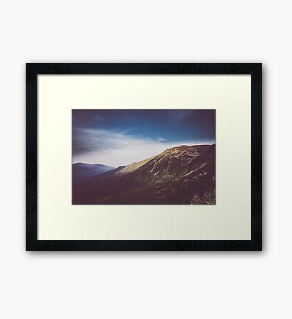 Diablak Framed Print