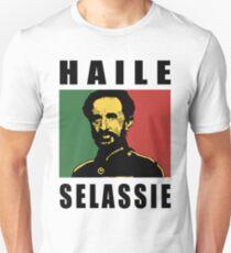 Haile Selassie BLK T-Shirt