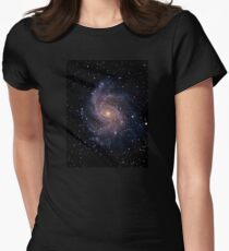 Fireworks Galaxy Women's Fitted T-Shirt