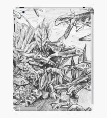 Pet shop, Gold Fishes iPad Case/Skin