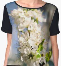 Blossom Women's Chiffon Top