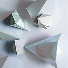Origami #1 by Mareike Böhmer