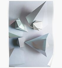 Origami #1 Poster