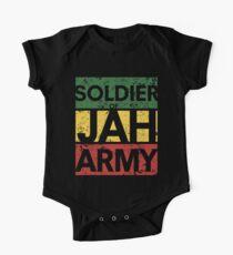 Soldat der JAH-Armee Kurzärmeliger Einteiler