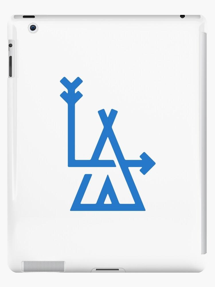 LA - Los Angeles - hipster design by JamesShannon