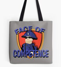 FACE of Competence Tote Bag