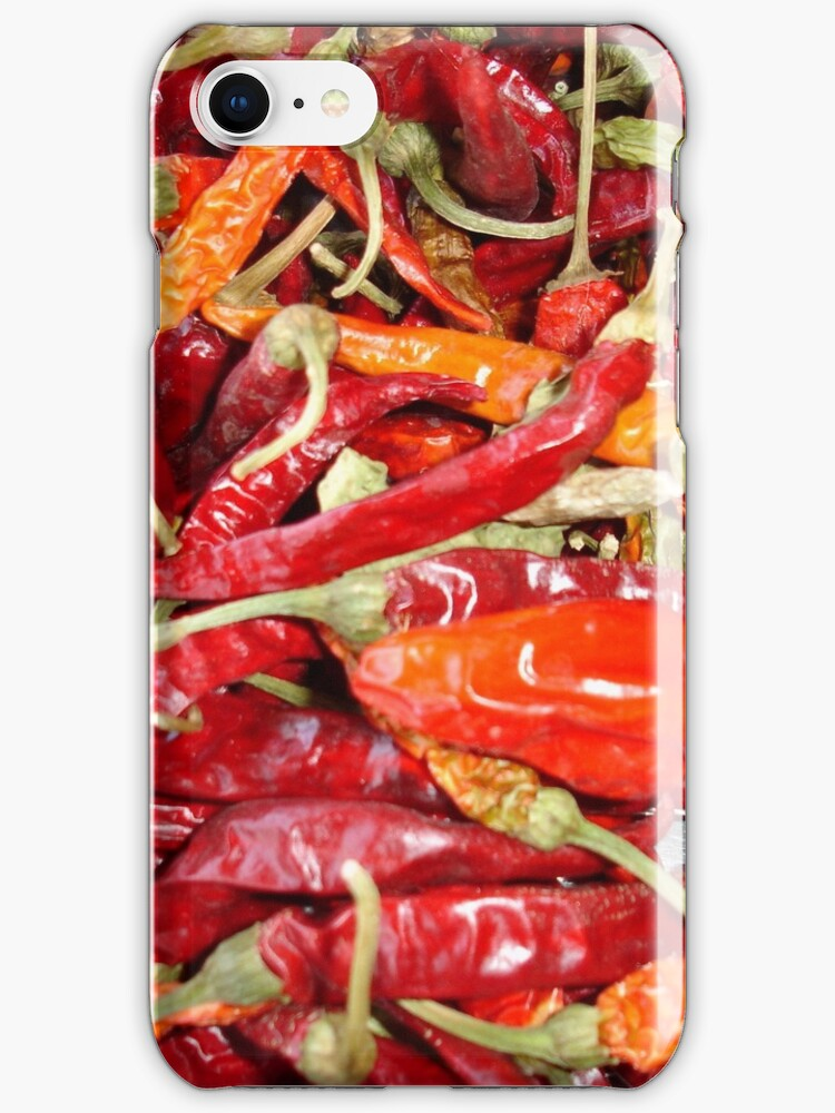 Sundried Chili Peppers by taiche