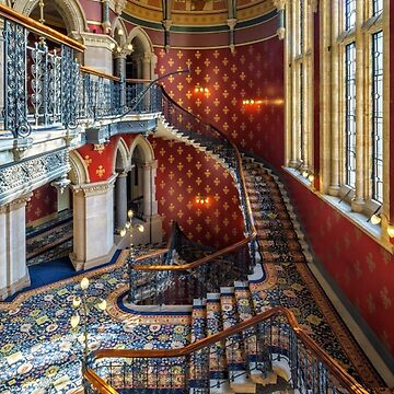 St. Pancras Hotel by MarkSykes