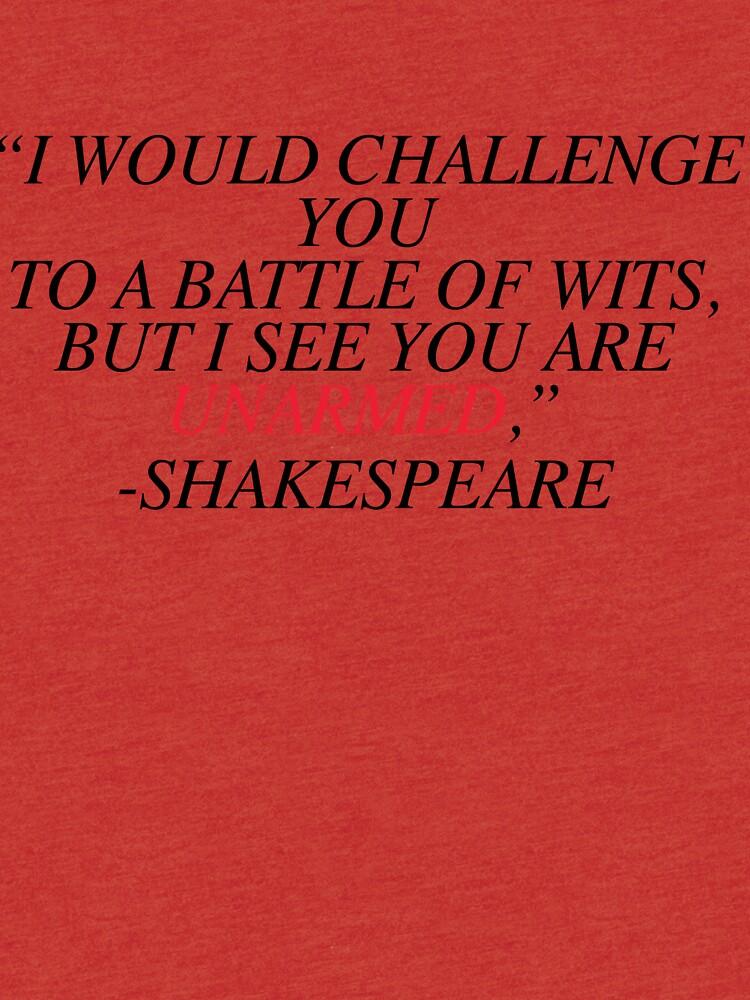 Shakespeare-Batalla de ingenios de calliecomp