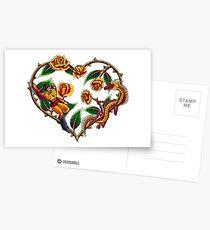 Rodimus & Roses Postcards