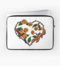 Rodimus & Roses Laptop Sleeve