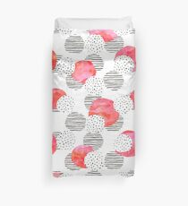 Flamingo Pink Duvet Cover