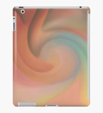 Pastel Swirls iPad Case/Skin