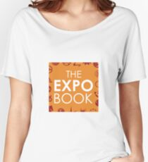 The Expo Book - Logo Version 1 Women's Relaxed Fit T-Shirt