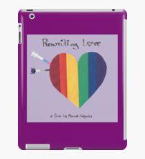 Rewriting Love Film iPad Case/Skin