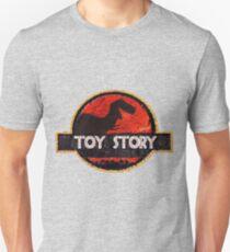 Jurassic Story Unisex T-Shirt