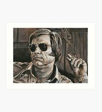 George Jones Art Print