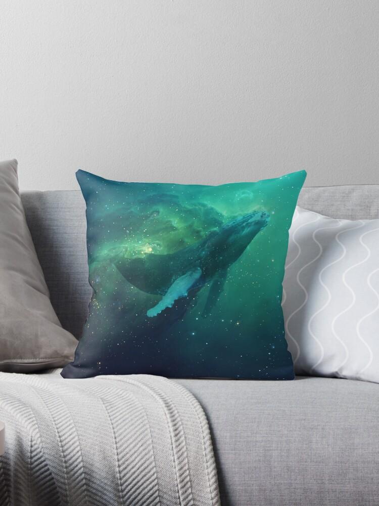 Kosmischer Wal von shaundoogan