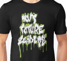 Our Future Leaders Graffiti Green Unisex T-Shirt