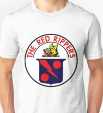 VFA-11 Red Rippers Patch Unisex T-Shirt