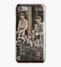 Women Munitions Factory iPhone Case/Skin