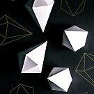 Origami #2 by Mareike Böhmer