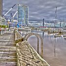 Docklands, Melbourne by Sama-creations