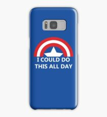 All Day Samsung Galaxy Case/Skin