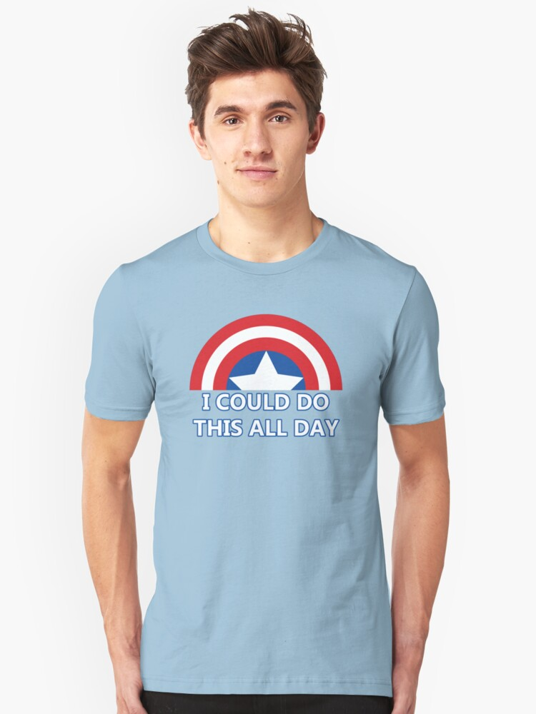All Day Unisex T-Shirt Front