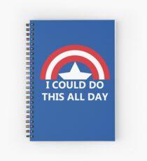 All Day Spiral Notebook