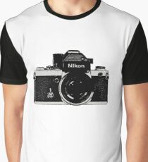 Nikon F2 Graphic T-Shirt