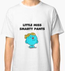 Kleine Fräulein Smarty Pants Classic T-Shirt