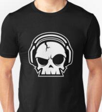 Dead.FM Oscar Skull Unisex T-Shirt