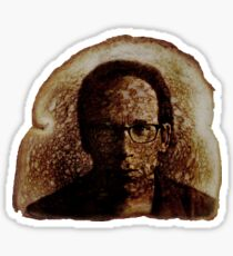 Lawrence Krauss Miracle Toast Sticker