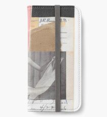 The Perils of a Perimenstrual Woman iPhone Wallet/Case/Skin