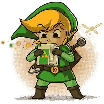The Legend Of Zelda by SuggArt