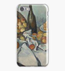 Paul Cezanne - The Basket of Apples  1893 iPhone Case/Skin
