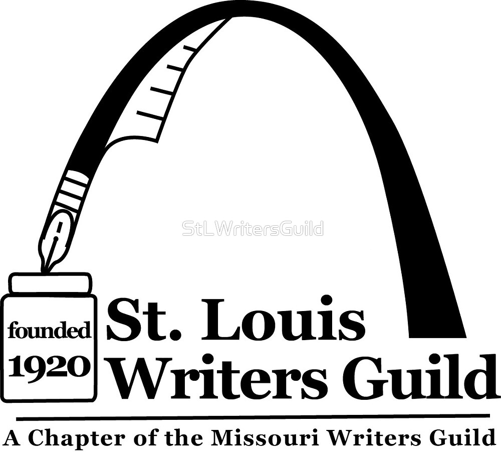 SLWG New Logo in Black by StLWritersGuild