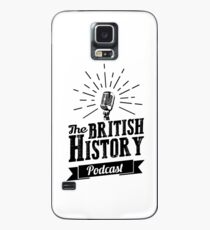 The British History Podcast Retro style Case/Skin for Samsung Galaxy