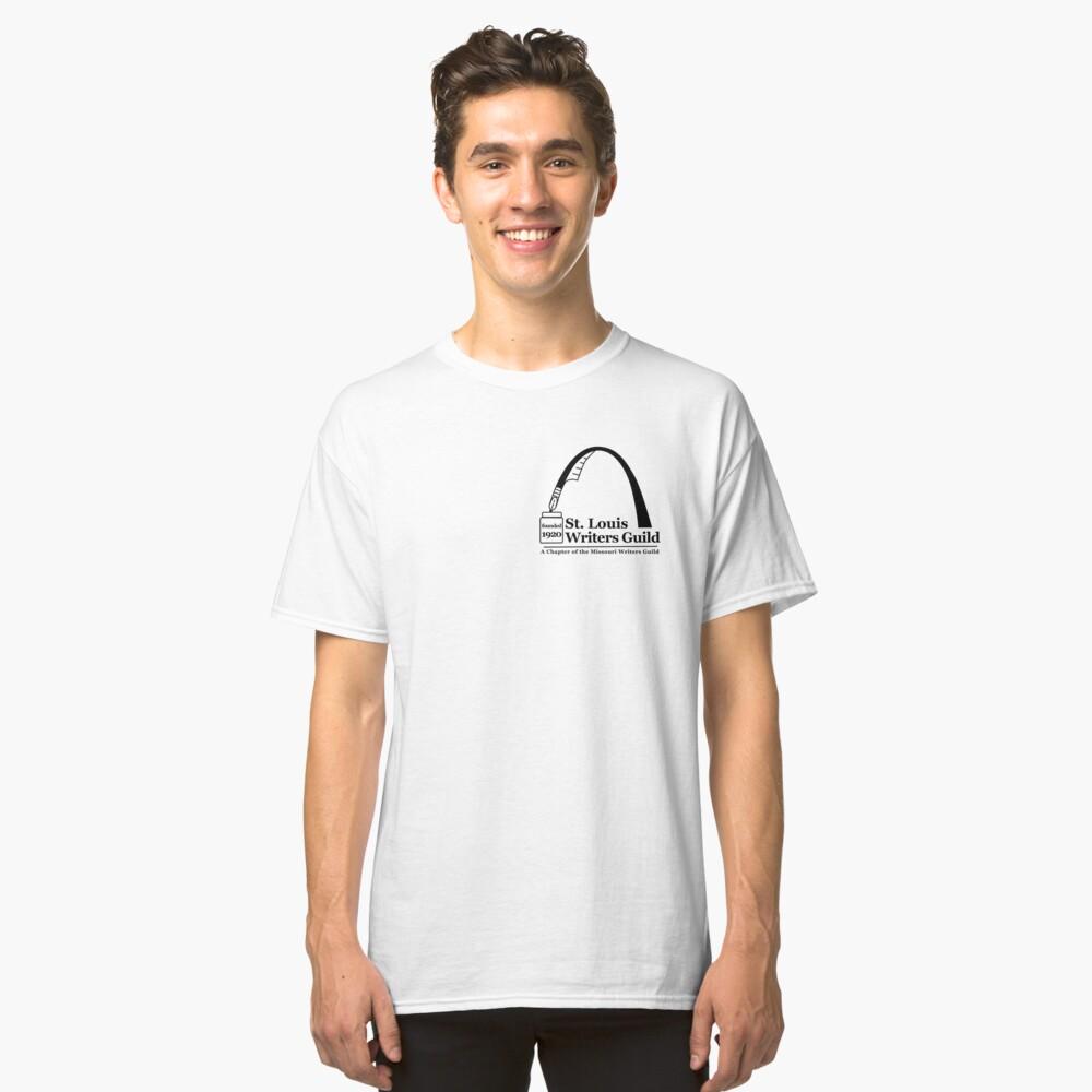 SLWG New Logo in Black Classic T-Shirt
