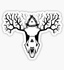 Elder Hollow Logo Sticker