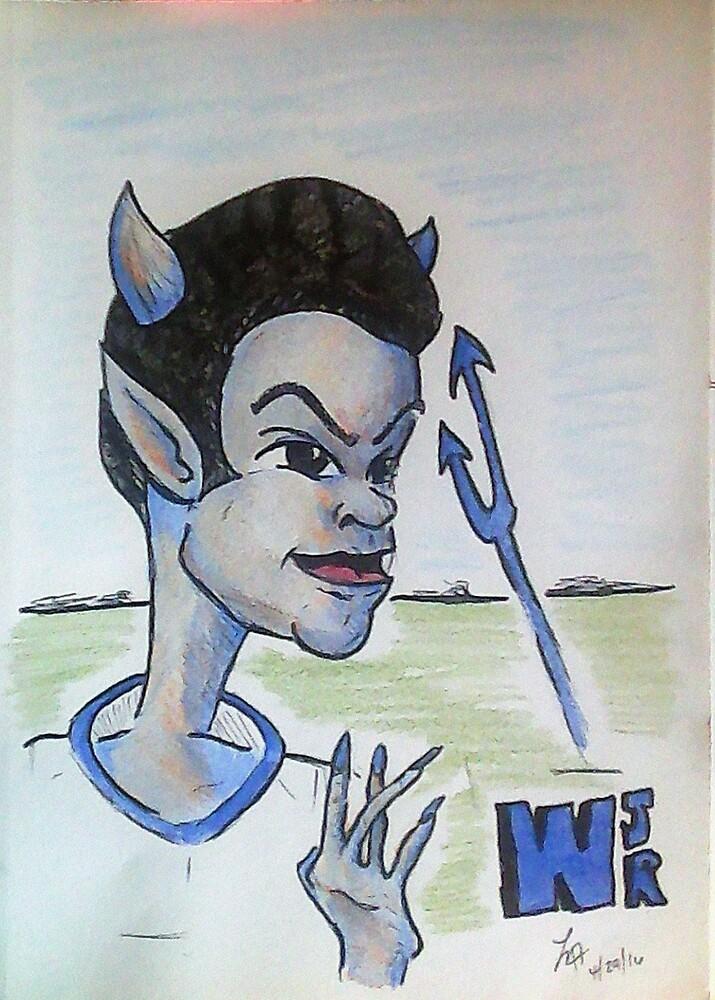 West Jr by Loretta Nash