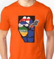 Fort McMurray fire - Unity, Generosity & Strength  Unisex T-Shirt