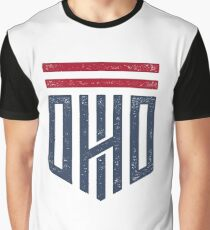 Ohio Shield Graphic T-Shirt