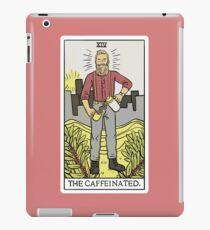 Modern Tarot - The Caffeinated iPad Case/Skin