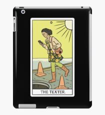 Modern Tarot - The Texter iPad Case/Skin