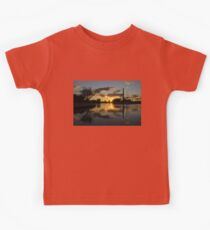 Burning Sunset at the Beaches Marina Kids Clothes