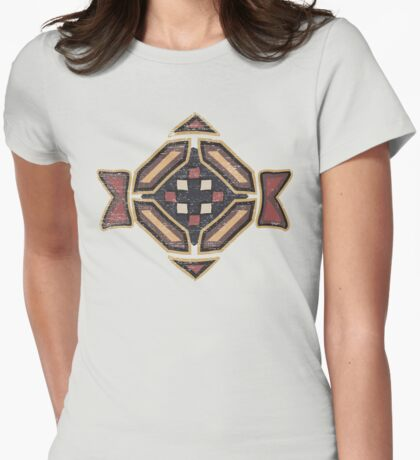 Cool Abstract Enchanting Shapes and Colors T-Shirt