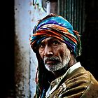 Indian Man by EveW